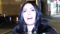 Big Ang -- 'Mob Wives' Co-Star Bows ... She Knew How to Rock Lobster (VIDEO)