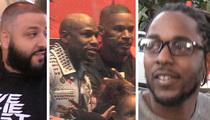Beyonce, Jay Z, Kendrick ... Famous Fans Flock to Watch Clippers Heartbreaker