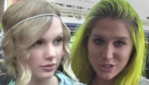 Taylor Swift -- I'm Making Kesha My New Charity Case