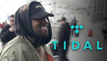 Kanye West -- Album Sales Saving Tidal ... Membership Doubles