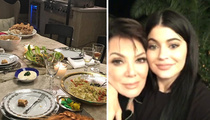 Robert Kardashian -- Family Celebrates 72nd Birthday