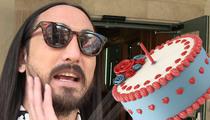 Steve Aoki -- Fan Sues for Eating It On Piece of Cake