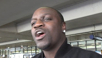 Akon -- Louis Farrakhan is Dead Wrong ... LeBron James Is NOT A Slave