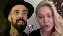 Travis Barker -- My Child Custody Deal Sucks ... Shanna Has Drugs and I'm Less Rich
