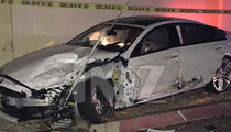 Blac Chyna Car Crash -- Reality Star Wanted By Cops
