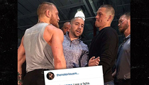 Conor McGregor -- Nate Diaz Is a 'Fajita'