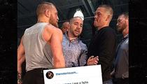 Conor McGregor -- Nate Diaz Is a 'Fajita'