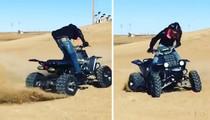 Fetty Wap -- Screw Motorcycles ... I'm An ATV Guy Now (VIDEO)