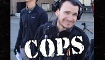 Slain 'Cops' Crew Member -- Family Sues Over Fatal Shootout