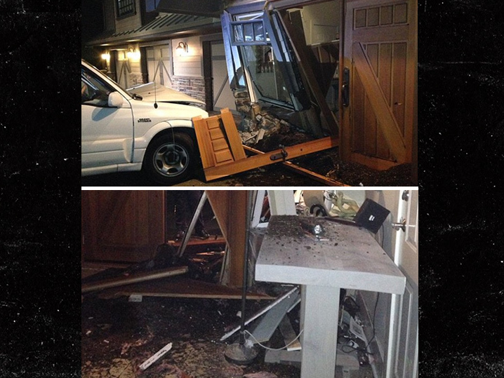 Kim Cattrall: Some Kid Plowed Into My House!!   TMZ.com Kim Cattrall Dead