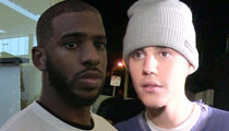 Chris Paul -- 'I'm Blessed' to be Friends with Justin Bieber