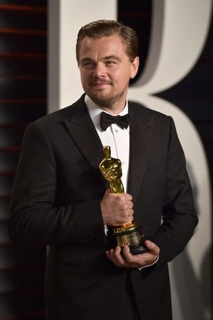 Leonardo Dicaprio's Big Win At Oscars
