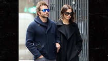 Bradley Cooper & Irina Shayk -- She's My Wednesday Supermodel (PHOTO)