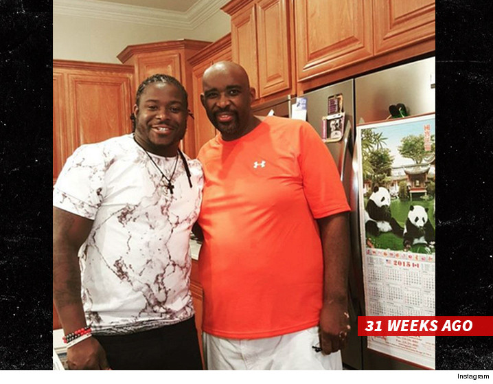 Eddie Lacy Before And After Eddie Lacy: P90X Does ...