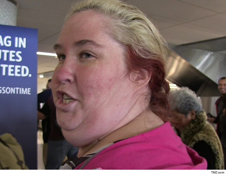 Honey Boo Boo's Mama June Shannon hospitalized after passing out
