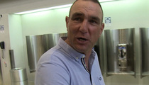 Vinnie Jones -- I'm Team McGregor ... 'Of Course'