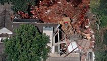 O.J. Simpson -- Buried Knife Found at O.J.'s Estate
