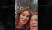 Arnold Schwarzenegger, Caitlyn Jenner -- We've Been Tight for Decades (VIDEO)