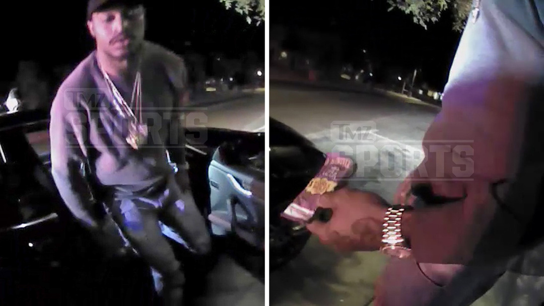 Jaelen Strong Arrest: The Weed's In My Crotch
