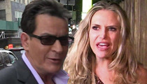 Charlie Sheen -- Money is Tight ... I Can't Pay Ridiculous Child Support