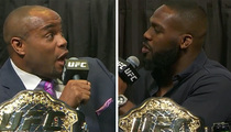 Daniel Cormier -- Jon Jones Told Me to 'Suck His D***'