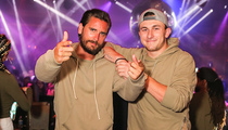 Johnny Manziel -- Trust In The Lord ... Disick (PHOTO)