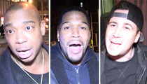 Strahan, Ja Rule, Vinny -- Celebs Shocked at McGregor Loss