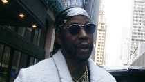 2 Chainz -- Props to Conor McGregor ... Handling Loss Better Than Ronda (VIDEO)