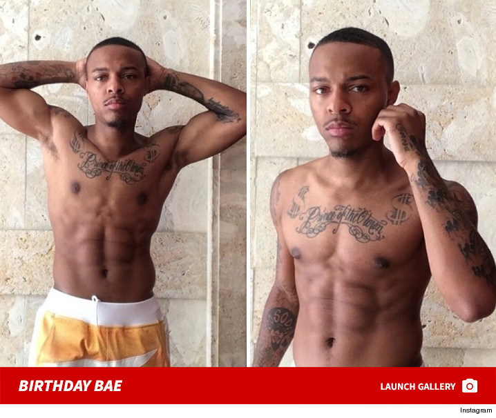 A naked picture lil bow wow