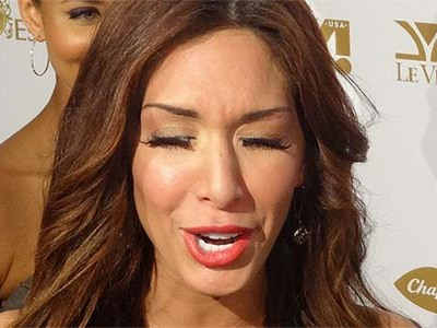 Who Missed the VMAs 'Cause They Were Busy Gagging Over Farrah Abraham's Red Carpet Outfit?