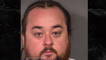 Chumlee from 'Pawn Stars' -- Arrested During Sexual Assault Raid (MUG SHOT)