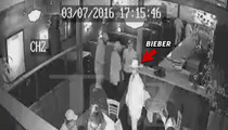 Justin Bieber -- Drink and Ditch On Pricey Scotch Tab (PHOTOS)