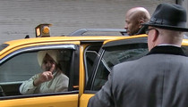 NYC Cabbie to Kenny Smith -- Nope. (VIDEO)
