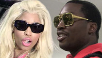Nicki Minaj & Meek Mill -- Done Fighting ... In It For The Long Haul