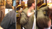 Chappelle's Donnell Rawlings -- All Out Brawl Over Unpaid Tab (VIDEO)