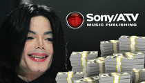 Michael Jackson -- Bought Out of Sony Publishing Co. for $750 MILLION!!