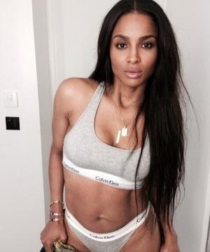 Ciara's Sexy Snapshots