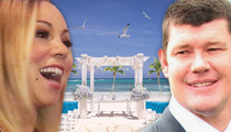 Mariah Carey -- Caribbean Queen! Getting Hitched Island Style