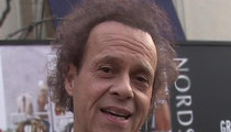 Richard Simmons -- Cops Say He, Not the Maid, Runs His Life