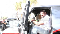 Rampage Jackson -- I Can Finally Take the 'A-Team' Van Out of Hiding (VIDEO)