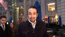 'Hamilton' Star Lin-Manuel Miranda -- Talks Burr, Shootings and Trump (VIDEO)