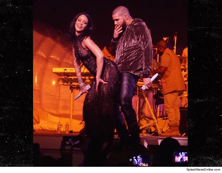 drake and rihanna dating tmz