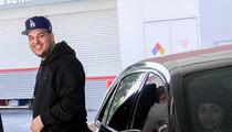 Rob Kardashian -- Gets His Pump On for Blac Chyna (PHOTO)