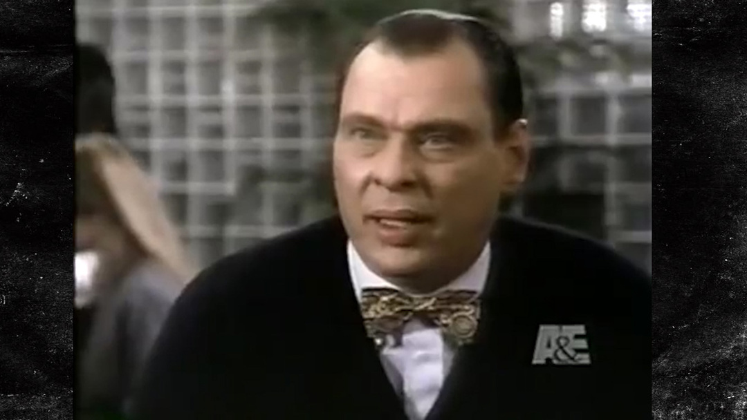larry drake star trek