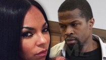 Ashanti -- My Stalker's Guilty ... and Staying Locked Up