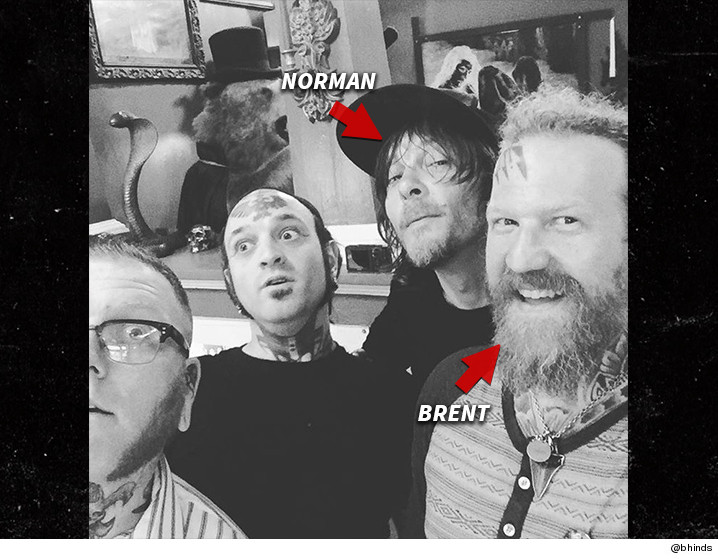 032116-main-norman-reedus-brent-hinds-instagram