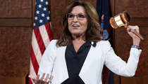 Sarah Palin ... TV Judge in Court of Common Sense