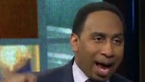 Stephen A. Smith -- I Won't Fight Glenn Robinson ... And I Apologize, Sorta. (VIDEO)