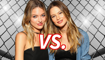 Martha Hunt vs. Behati Prinsloo -- Who'd You Rather?