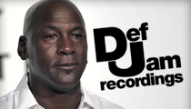 Michael Jordan -- Calls B.S. On N.O.R.E. ... I Don't Hate Rap!!!